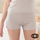 【岱妮蠶絲】純蠶絲42針110G舒柔親膚女短衛生褲-EWCABN796J(銀灰)