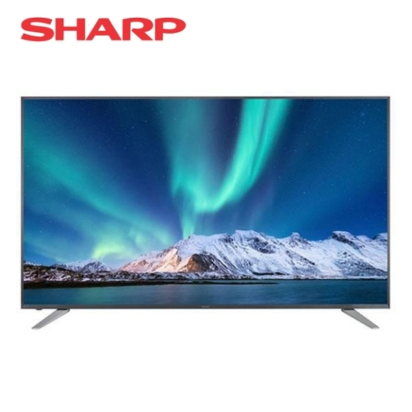 【折扣碼sharptv 結帳折】SHARP夏普 50吋 4K Adroid TV 顯示器 4T-C50BJ1T 指定送達 不含安裝