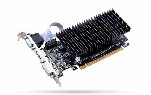 Inno3D 映眾 GEFORCE 210 1GB DDR3 LP 顯示卡