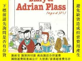 二手書博民逛書店THE罕見SACRED DIARY OF ADRIAN PLASS ADRIAN PLASSY11953