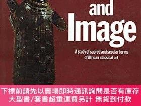 二手書博民逛書店Icon罕見and Image Icon and Image: A Study of Sacred and Sec