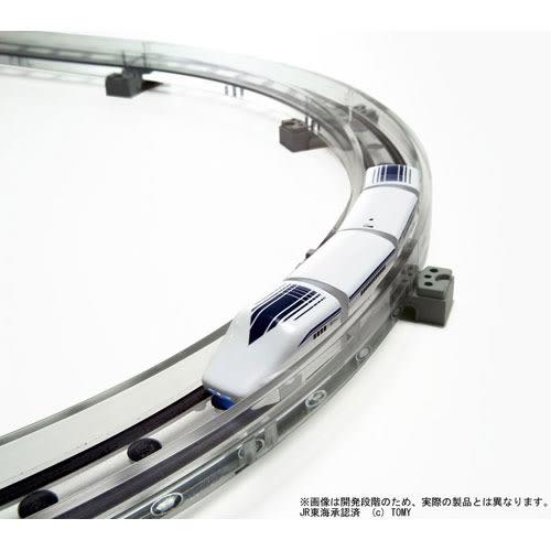 特價 PLARAIL鐵道王國 LinearLiner時速500KM磁浮列車組_TP82599