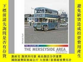 二手書博民逛書店The罕見Colours of The Merseyside Area-默西塞德地區的顏色Y414958