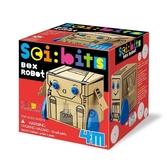 【4M】科學探索系列 - 00-03419 盒子。羅伯特 Box Robot