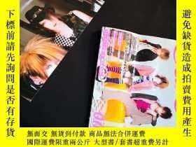 二手書博民逛書店日本明星雜誌《Cure》2005.6,罕見bis 內有一張海報Y