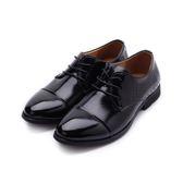 SARTORI 綁帶蛇紋尖頭紳士鞋 黑 男鞋 鞋全家福