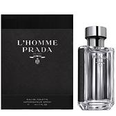 PRADA L'Homme Prada 男性淡香水 50ml 【娜娜香水美妝】