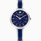 SWAROVSKI施華洛世奇 CRYSTALLINE DELIGHT 北極之星腕錶 5580533
