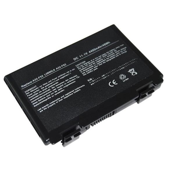 asus pro8bi 電池 (電池全面優惠促銷中) A32-F82 K40IJ K40IX K40ID A32-F52 筆電 電池6芯