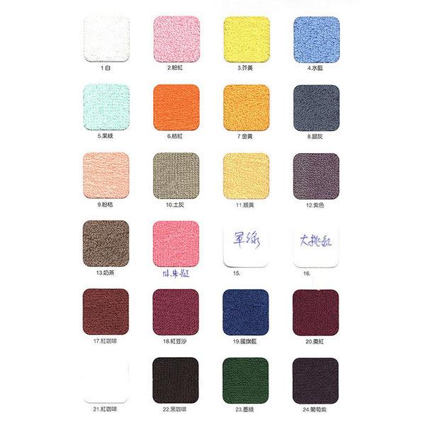 【美容檢定考試】台灣製20兩 純棉毛巾被 [43973]