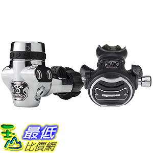 [美國直購] Apeks XTX 200 Regulator Chrome Finish, Yoke