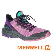 【MERRELL 美國】BRAVADA 女多功能 健行鞋『玫紅/深紫』033644 機能鞋.多功能鞋.休閒鞋.登山鞋
