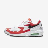 Nike Air Max2 Light [AO1741-101] 男鞋 運動 休閒 氣墊 避震 經典 復古 穿搭 白紅
