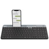 Logitech 羅技 K580 Slim 多工無線鍵盤 石墨黑