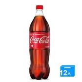 可口可樂寶特瓶1250ml*12入/箱【愛買】
