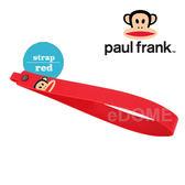 PAUL FRANK 大嘴猴 SH06 淘氣紅 寬版手腕帶 (3期0利率 免運 湧蓮公司貨) 微單眼/小DC相機專用 13PF-SH06