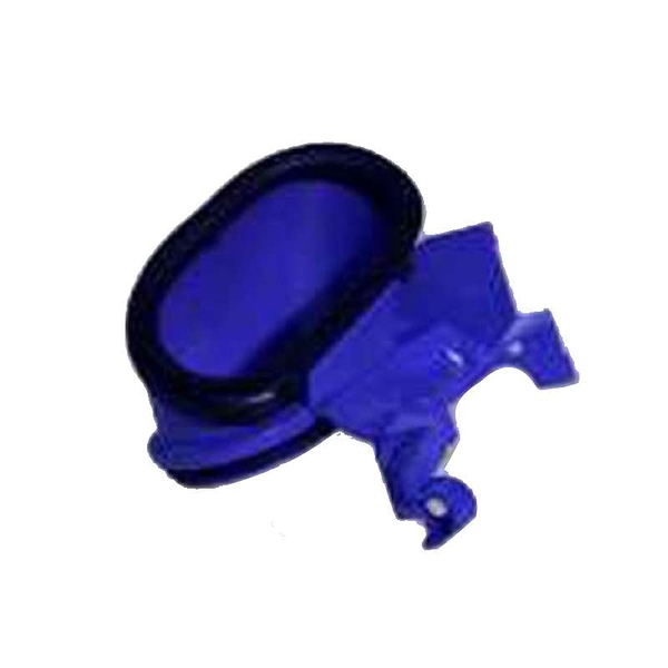 [104美國直購] 戴森 Dyson Part DC14 UprigtDyson Ink Blue Exhaust Pipe Assy #DY-904242-07