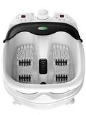 分體式泡腳盆全自動加熱洗腳盆電動按摩足浴器泡腳桶家用220v  青木鋪子ATF