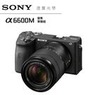 【分期0利率】SONY a6600 BODY+18-135 總代理公司貨 相機推薦 德寶光學 索尼 sony