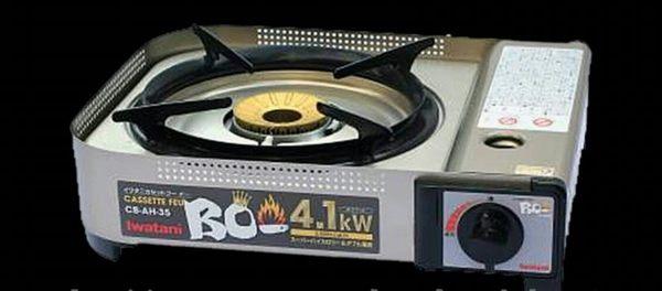 [LOWDEN戶外露營用品]「岩谷4.1 面板+鍋架」◎不含卡式爐