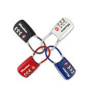 Master Lock/瑪斯特鎖 TSA海關鎖 時尚鋼纜密碼鎖 箱包鎖 4688N【時尚家居館】