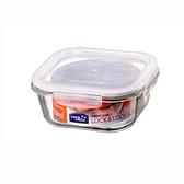 大廚師百貨-Lock Lock樂扣樂扣微波烤箱玻璃保鮮盒750ml方型密封盒LLG224便當盒副食品保存盒