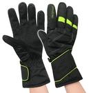 中性防水保暖手套『綠』7346 防風手套.保暖手套.防滑手套.刷毛手套.機車手套