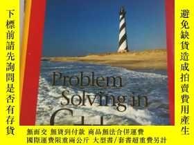 二手書博民逛書店英文原版罕見Probiem Solving in C++Y23715 如圖 如圖 出版1998