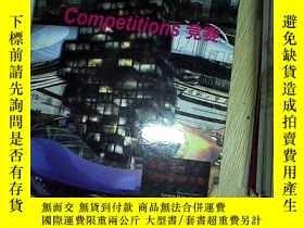 二手書博民逛書店未來建築罕見:competitions 競賽 。、Y203004