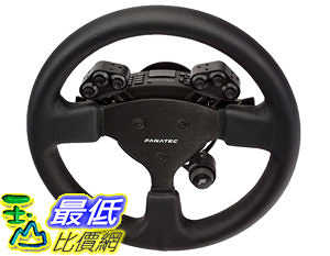 [103 美國代購] Fanatec ClubSport steering wheel Round1 US方向盤配件 $18785