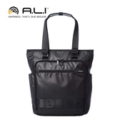 【A.L.I】日本機能 防水肩背包/托特包/公事包 媽媽包 (WTZ-3312)【威奇包仔通】