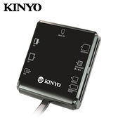 【KINYO 耐嘉】KCR-359 多合一晶片讀卡機