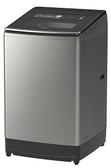 《日立 HITACHI》17公斤 3D自動槽洗淨 直立式變頻洗衣機SF170TCV-SS(星燦銀)