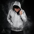 HODARLA 男刺客連帽刷毛外套(蓄熱保暖 防風 休閒外套 台灣製≡體院≡