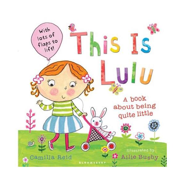 This Is Lulu 認識可愛的Lulu平裝繪本