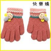 兒童棉手套 寶寶手套薄款五指手套