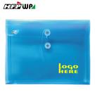 【客製化】 HFPWP PP附繩立體橫式文件袋加燙金 GF218-BR