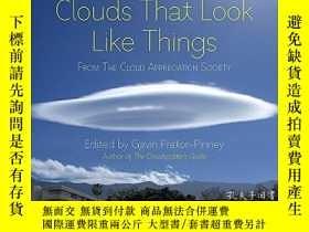 二手書博民逛書店Clouds罕見That Look Like ThingsY256260 Gavin Pretor-pinne