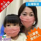 【棉質口罩套5入】隨機混色_大人小孩都有_台灣製造