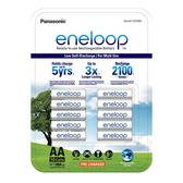 【現貨】Panasonic Eneloop 三號充電電池 10入-日本製
