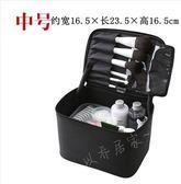 MUJI無印良品日本代購尼龍化妝包化妝箱化妝盒收納箱(中號)