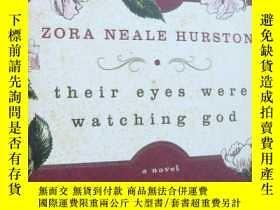 二手書博民逛書店their罕見eyes were watching god ( 75th anniversay-celebrate