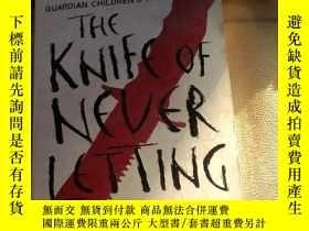 二手書博民逛書店The罕見Knife of Never Letting GoY2