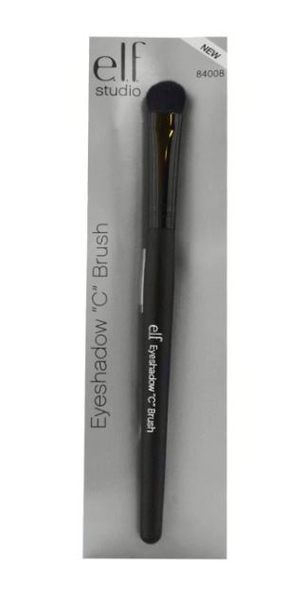 "e.l.f. eyeshadow "" C""  Brush眼影刷"
