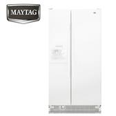 『MAYTAG』☆ 美泰克 710L對開電外置式取水取冰 冰箱 MSF25D2EAW **免運費+基本安裝+舊機回收**