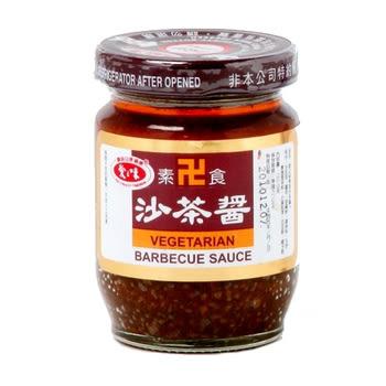 【麻吉熊】台灣愛之味 素食沙茶醬 120g