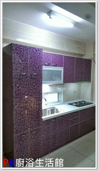 ❤PK廚浴生活館 實體店面❤ 高雄櫻花流理台 上下櫥一字型流理台 白鐵台面 電器櫃