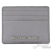 茱麗葉精品【全新現貨】 MICHAEL KORS Jet Set Travel 信用卡名片夾.淡紫