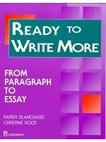 二手書博民逛書店 《Ready to Write More:  From Paragraph to Essay》 R2Y ISBN:0201878070│KarenLourieBlanchard
