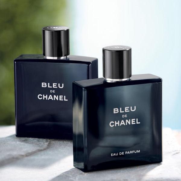 香奈兒 CHANEL Bleu de Chanel 藍色男性淡香精 50ml 交換禮物 開運香氛 618 特價 SP嚴選家